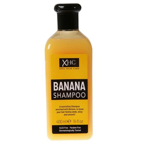 Moisturising Banana Shampoo 400ml