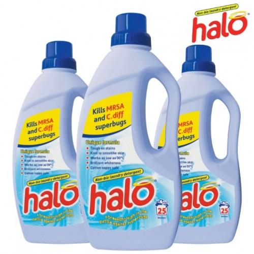 Halo Non Bio Triple Pack
