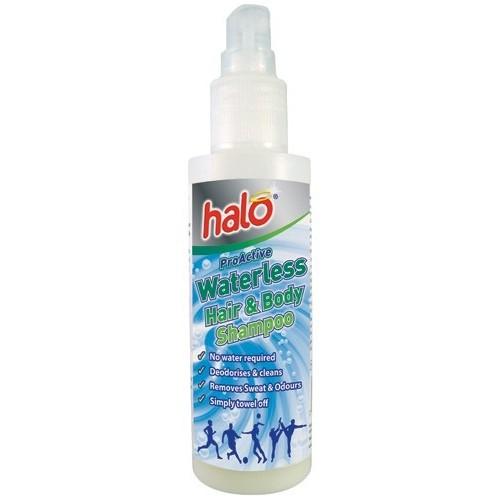 150ml Halo Proactive Waterless Hair & Body Wash