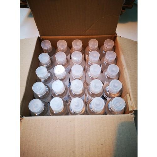 INUK Alcohol Hand Sanitiser 25 x 60ml Pack