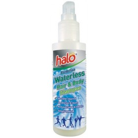 150ml Halo Proactive Waterless Hair & Body Wash