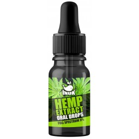 INUK Hemp Extract Oil Drops 10ml