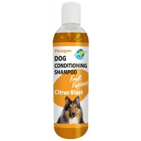 Paragon Fruit Fusions Dog Conditioning Shampoo Citrus Blast 250ml