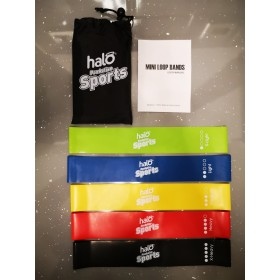 Halo Sports Resistance Bands